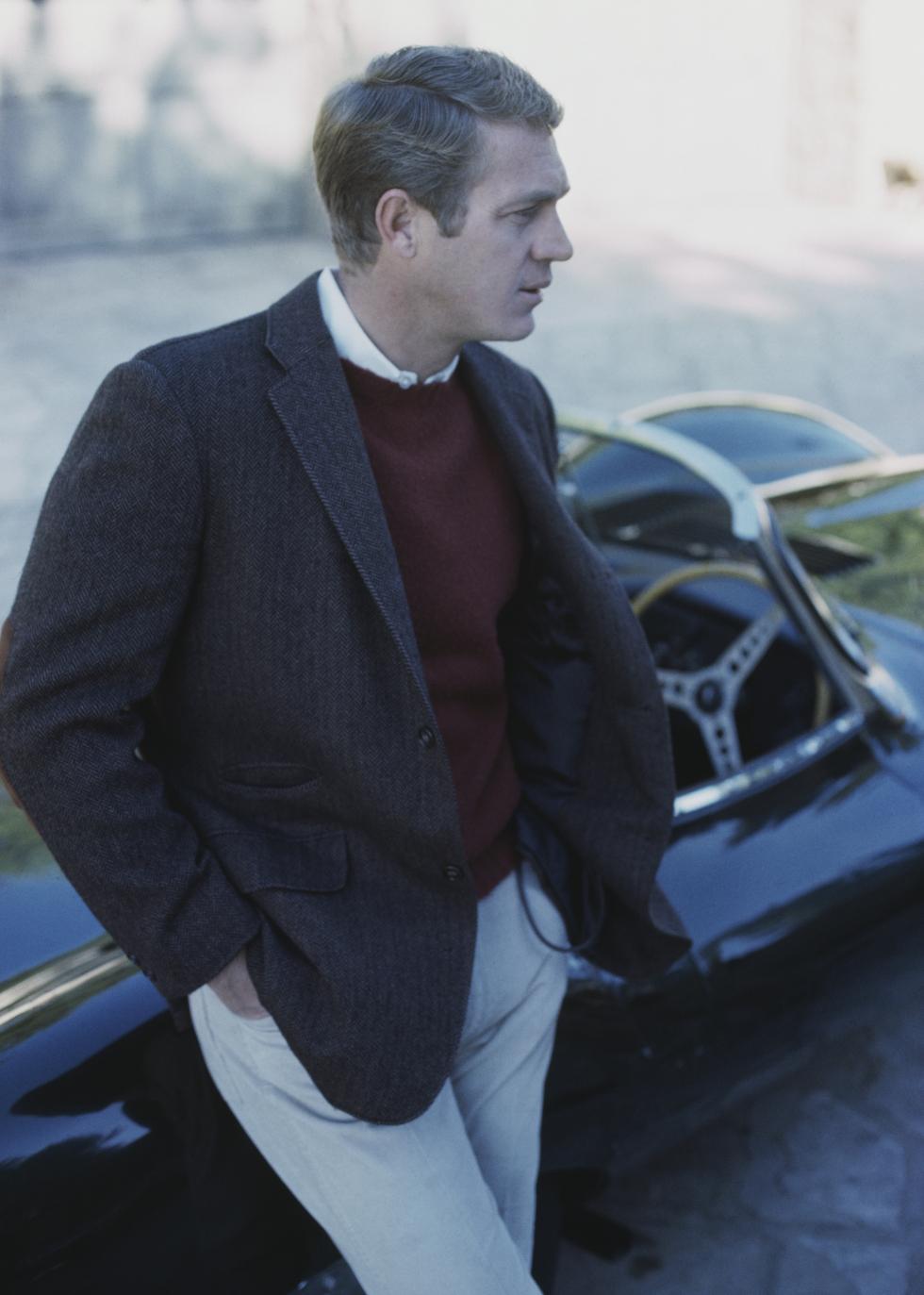 Style Icon Steve McQueen